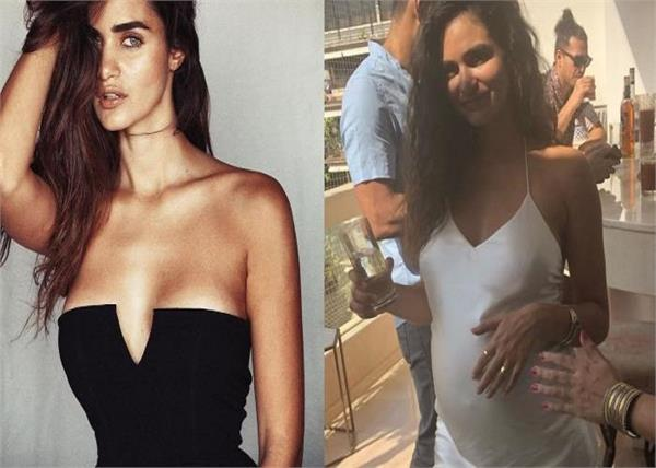 gabriella demetriades lose weight in 11 days after delivery