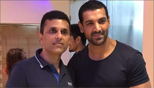 anand pandit says this big thing for john abraham