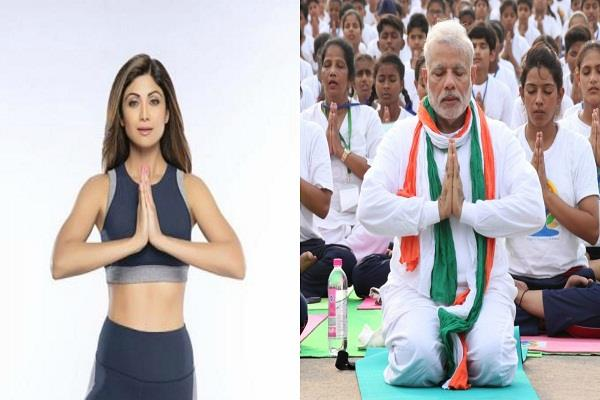 shilpa shetty becomes the member of fit india movement s advisory committee