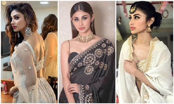mouni roy s 10 traditional dresses to try on rakhi festive