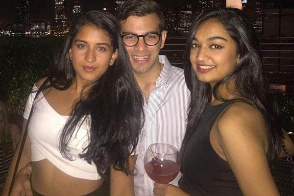 anant ambani close friend radhika merchant pictures goes viral