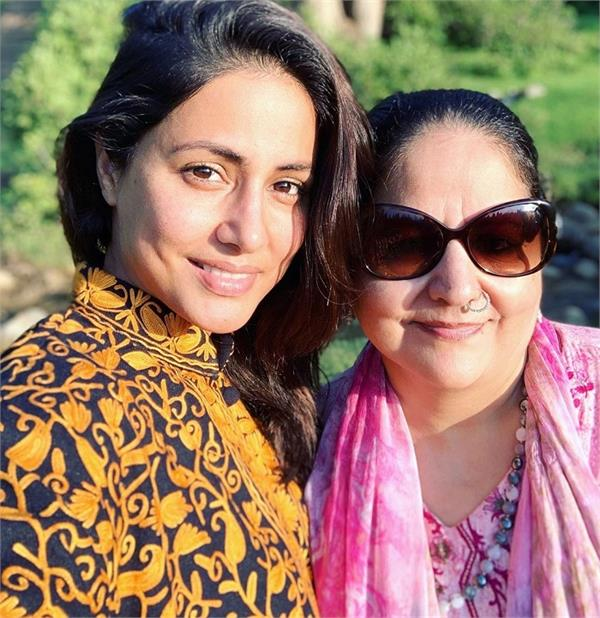 hina wishes her mother with a special note you can also gift it