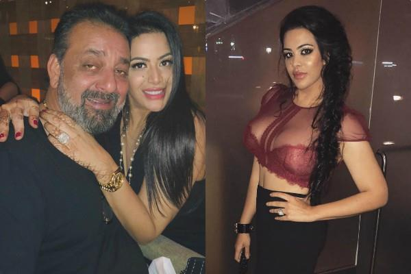 sanjay dutt end all type of relationship with daughter