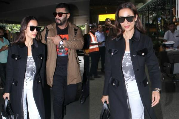 malaika arora arjun kapoor back from melbourne