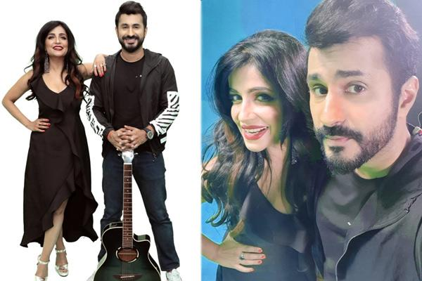 suryaveer and shibani recreated song of nusrat fateh ali khan together