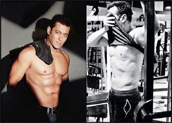 bollywood actor salman khan fitness tips