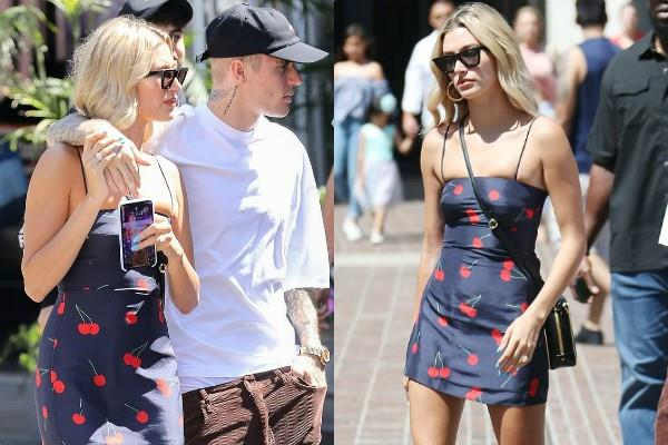 justin bieber latest pictures with wife hailey baldwin