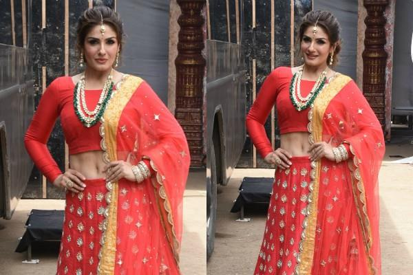 raveena tandon looks gorgeous in her latest pictures