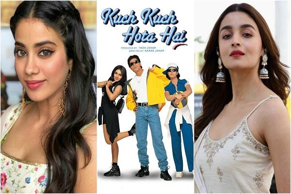 karan johar want to make remake of kuch kuch hota hai with these stars
