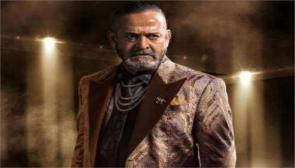 mahesh manjrekar from saaho new poster out