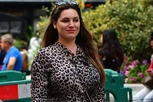 kelly brook latest glamorous pictures in london