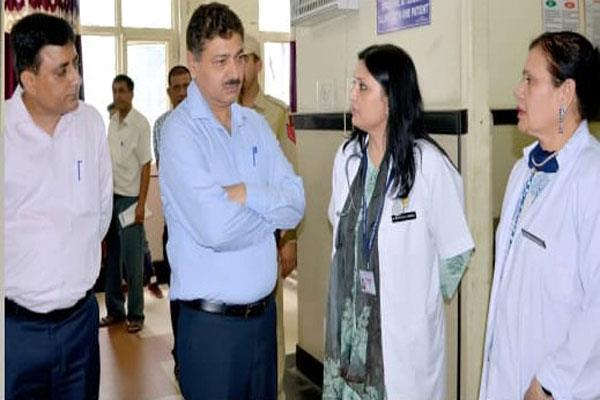 dc samba order doctors to do work with loyality