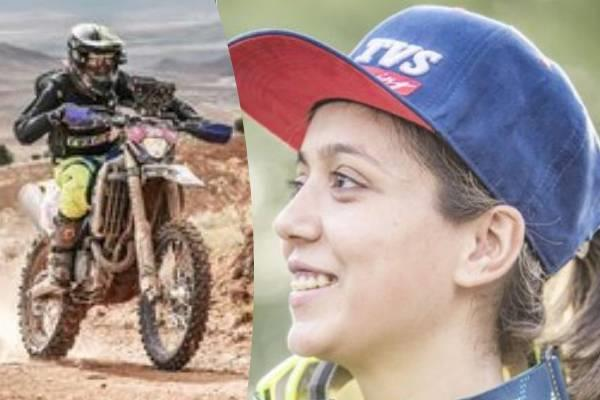 aishwarya created history by winning world cup in motorsports