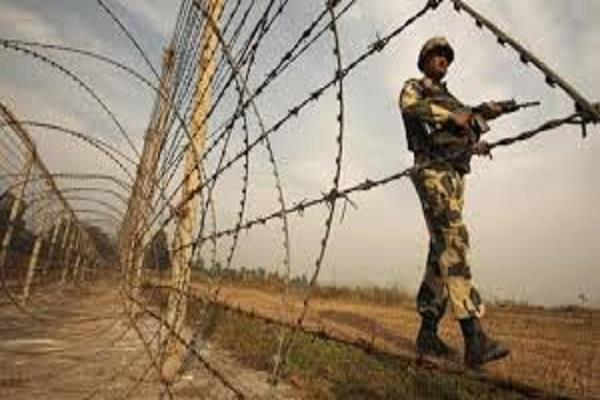 pakistani citizen overcame near indo pak border