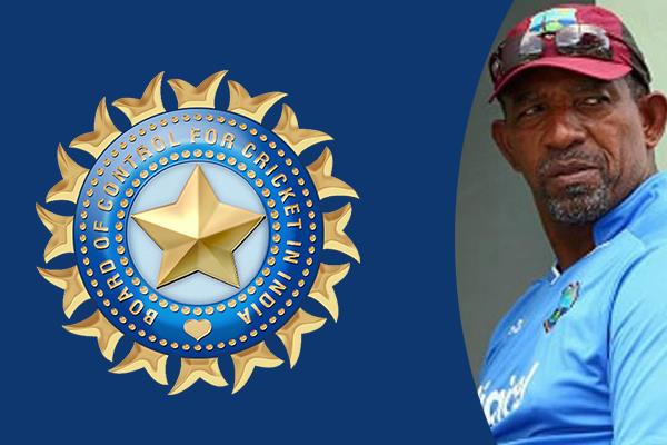 team india head coach race  phil simmons pulls out of race