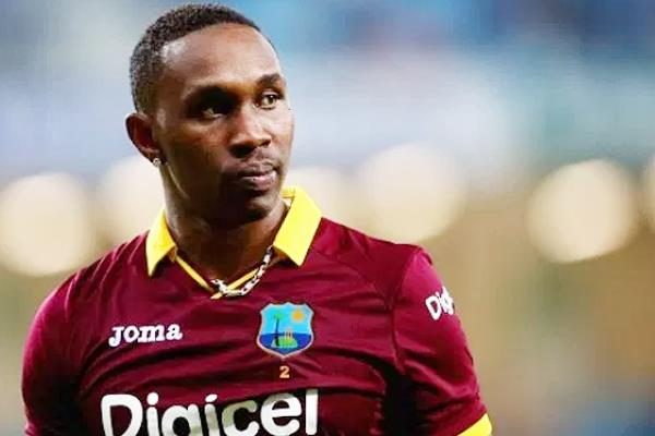 dwayne bravo says he was available for the world cup