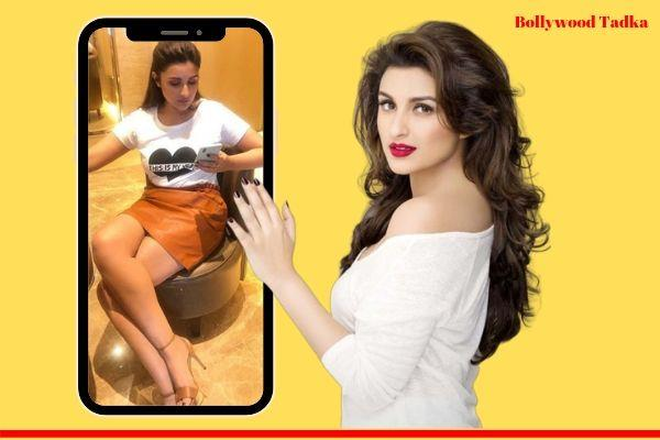 parineeti chopra saying about her life without phone