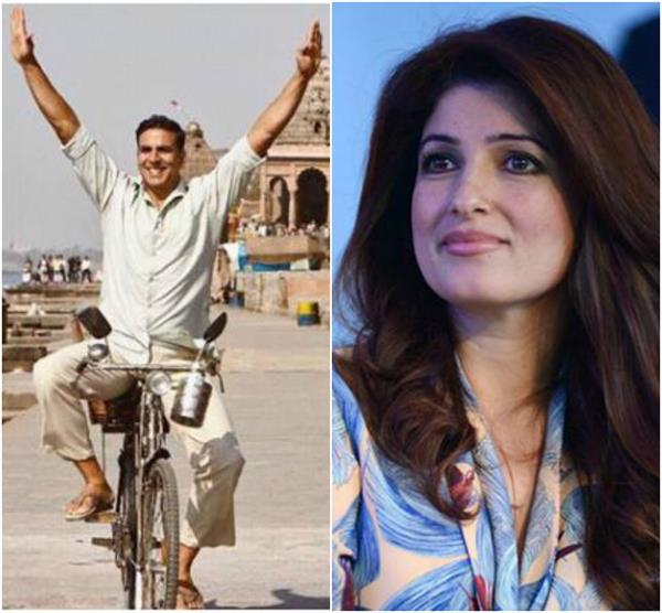 twinkle khanna writes she was dissuaded from making padman