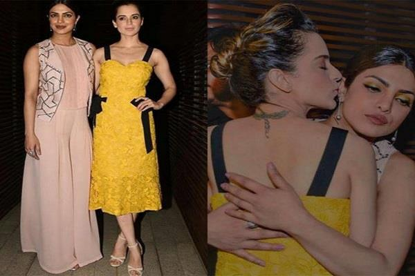 kangana ranaut comes out in support of priyanka chopra