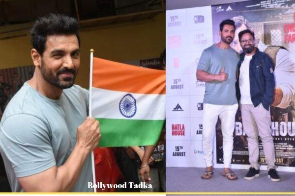 john abraham film batla house will release on independence day 2019