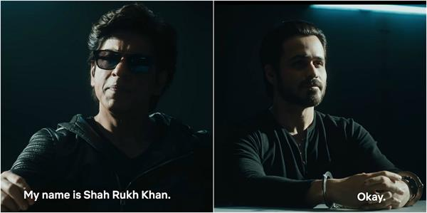 shah rukh khan and emraan hashmi will be seen together for the first time