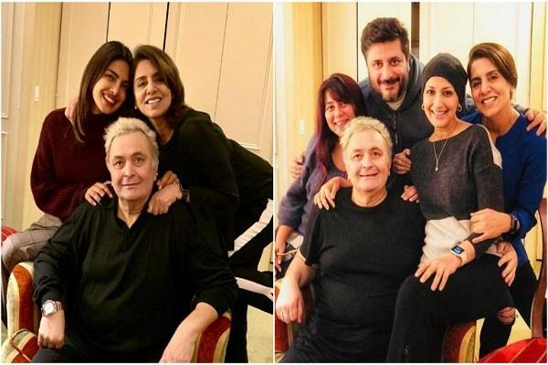 rishi kapoor return to india in september