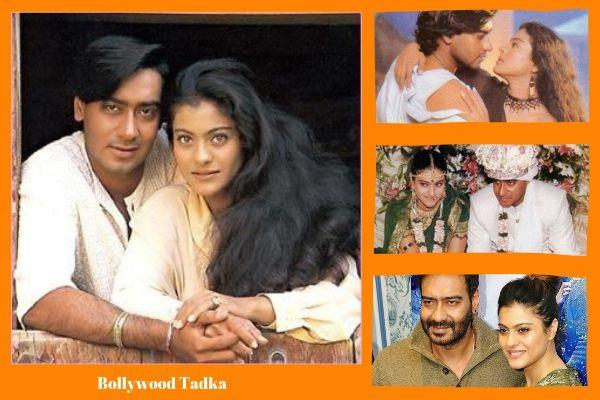 some interesting facts about ajay devgan and kajol