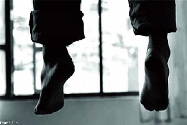 husband committed suicide wife arrested