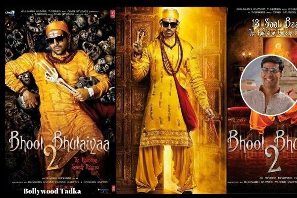 akshay kumar movie bhool bhulaiyaa 2 remake news