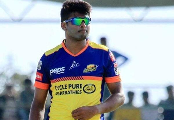 krishnappa gowtham blast 134 runs  teake 8 wicket in twenty 20 match