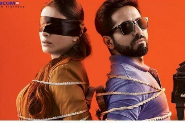 ayushmann khurrana andhadhun movie get four award