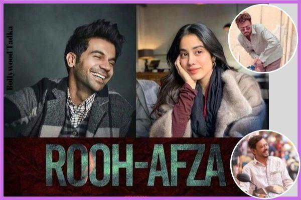 irrfan khan angrezi medium and rooh afza janhvi kapoor and rajkumar rao movie