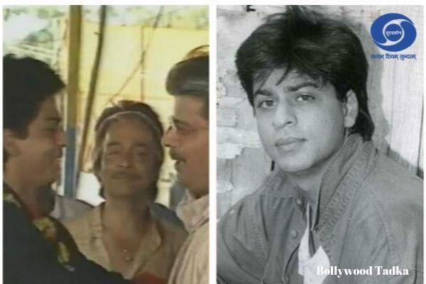 doordarshan completed 60 year and shahrukh khan