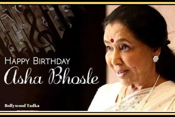 singer asha bhosle birthday special