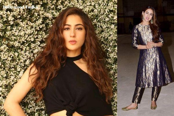 sara ali khan saying about her filmy carrier