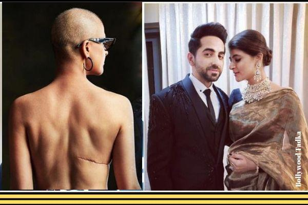 ayushmann khurrana on wife tahira kashyap cancer
