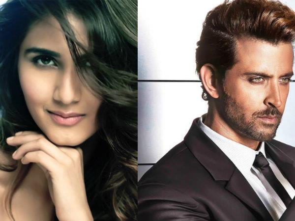 vaani kapoor saying about hrithik roshan