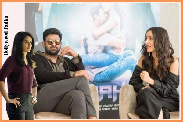 shraddha kapoor saying about saaho movie