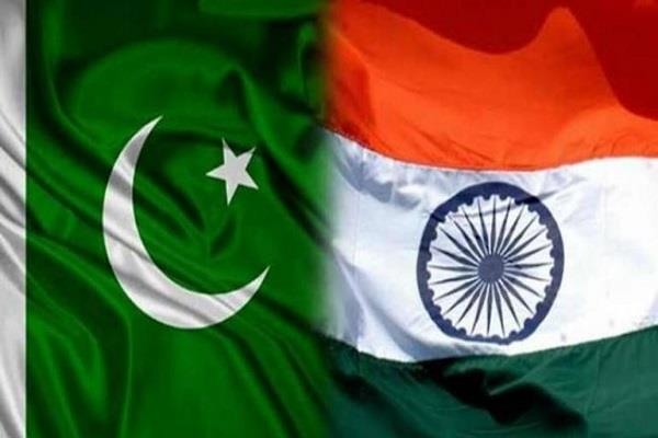 no hope of peace in strained  indo pak  relations