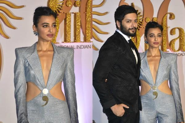 radhika apte attend iifa awards with ali fazal