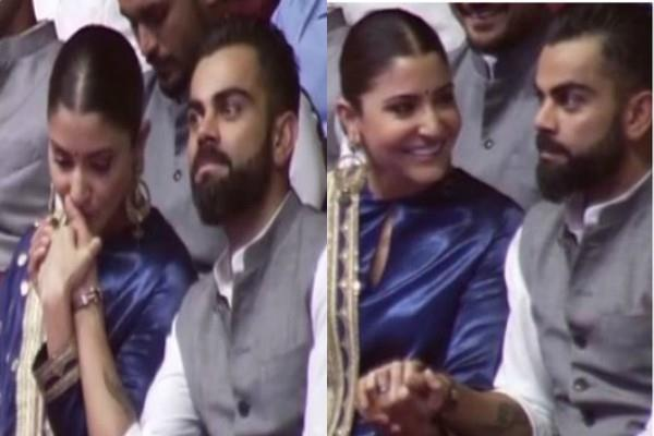 anushka sharma virat kohli pictures viral on internet