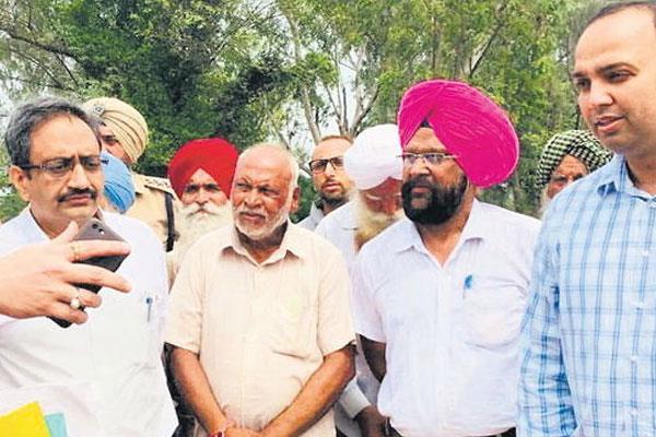union home ministry team will visit jalandhar and kapurthala