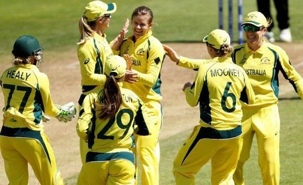 australia qualified for the women icc world cup in 2021