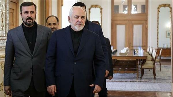 meeting between foreign ministers of france and iran in new york