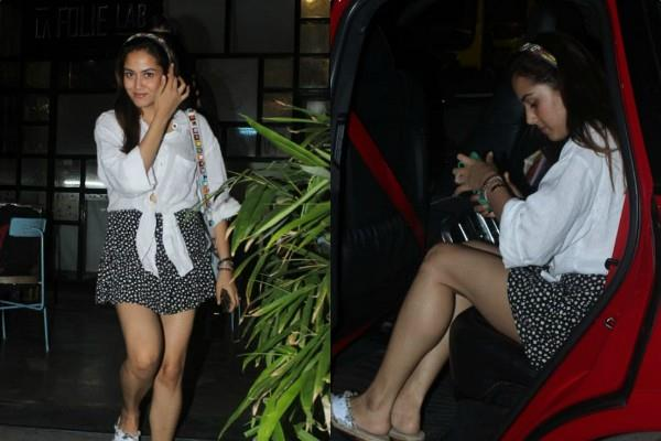 mira rajput outing with friends see pictures