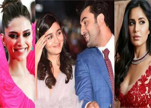 ranbir kapoor affair to these actress