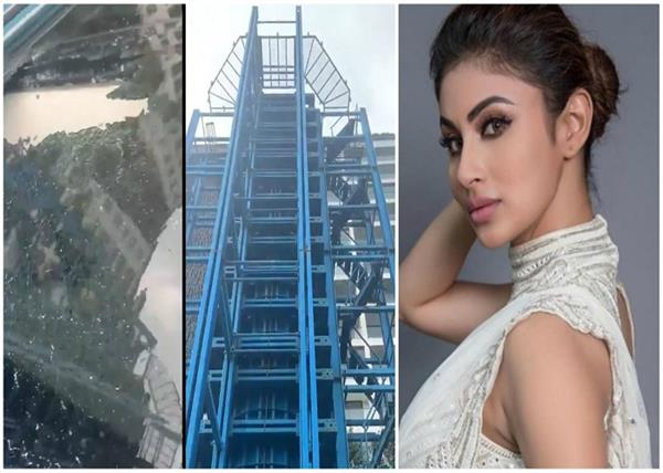 mouni is angry because of this accident fans also supported
