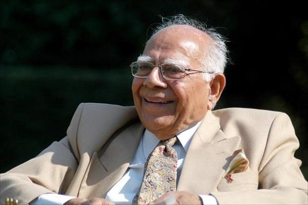 bollywood also mourns the death of ram jethmalani