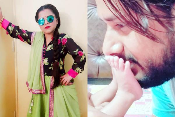 baba aiso varr dhoondo actress juhi aslam blessed with baby boy