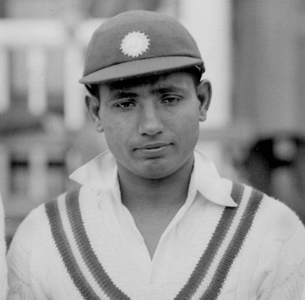 b day special this was the man who scored the first century for india
